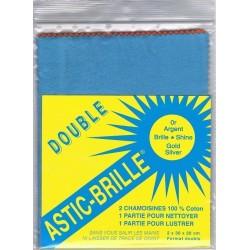 Shammy cloth 'Astic Brille'