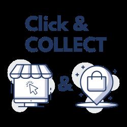 CLICK & COLLECT AJACCIO